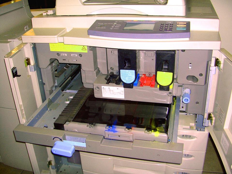 Kopiarki – pomysł na biznes