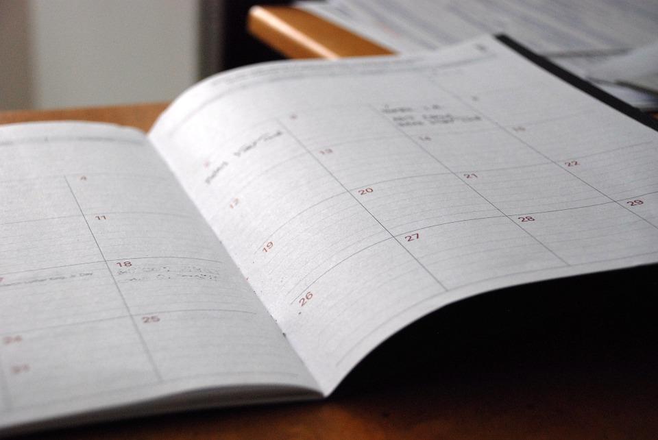 Rok 2019 nadchodzi – wydrukuj sobie kalendarz!